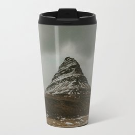 Iceland Kirkjufell Mountain Travel Mug
