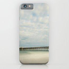 Pawleys Island Pier I iPhone Case
