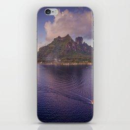 Māuruuru Roa, Bora Bora iPhone Skin