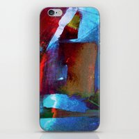 architect iPhone & iPod Skins featuring Architect Heart by SuzyQ