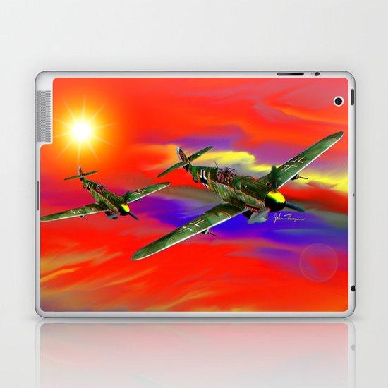 ME - 109's Laptop & iPad Skin