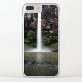 Bridal Veil Falls Clear iPhone Case