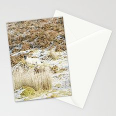 Under the Winter's Sun Stationery Cards