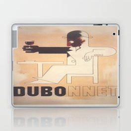 Vintage poster - Dubonnet Laptop & iPad Skin