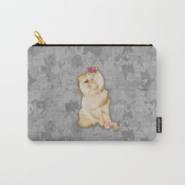 Peaches Revision Carry-All Pouch