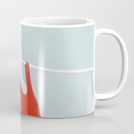 Bathing Suit Coffee Mug