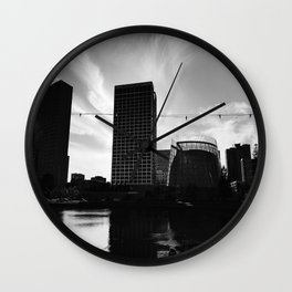 Oakland Merritt Wall Clock