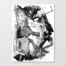 Nameless Victim Canvas Print
