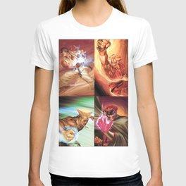 Street Fighter Favorites T-shirt