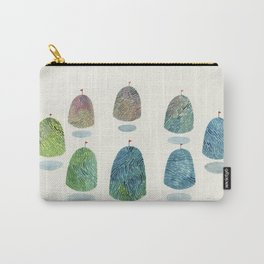mountain reunion Carry-All Pouch