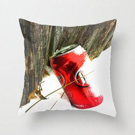 Find a doctor Throw Pillow