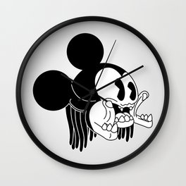 icky mouse. Wall Clock