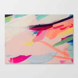Wild Ones #2 - abstract painting Canvas Print