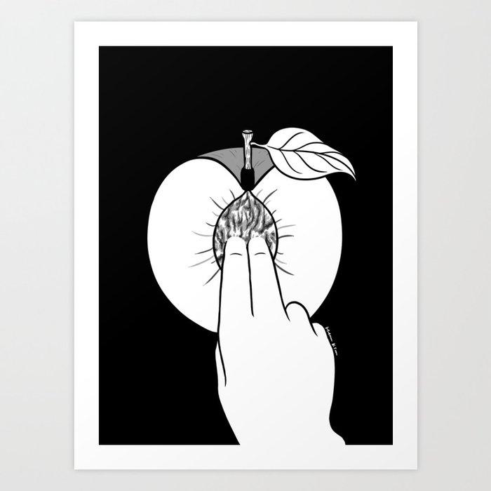 In Ⅱ Art Print