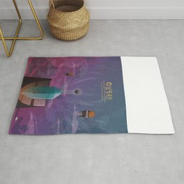 The high Tower Rug