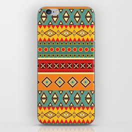 Barefooted in sarong iPhone Skin