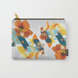 Gift Wrap Three Carry-All Pouch