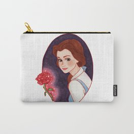 Belle - Beauty and the Beast Carry-All Pouch