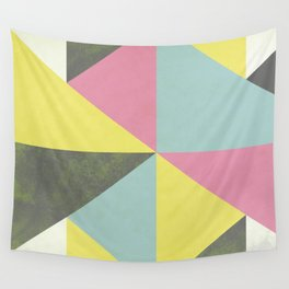 What's Your Angle Wall Tapestry