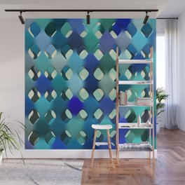 Abstract Composition 612 Wall Mural