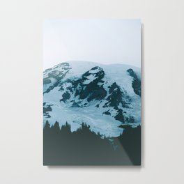 Mount Rainier XI Metal Print