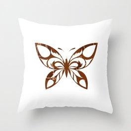 Butterfly 183 Throw Pillow