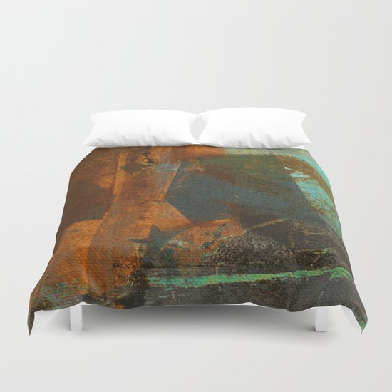 Future's Soldiers 8 Duvet Cover