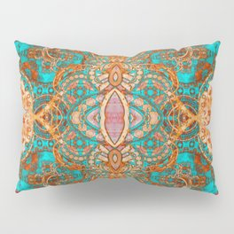 Pretty Boujee Boho Mandala Pillow Sham