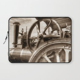 Clayton And shuttleworth Traction engine Laptop Sleeve