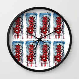 Coors Light Wall Clock