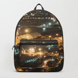 Le Fleuve Urbain Backpack