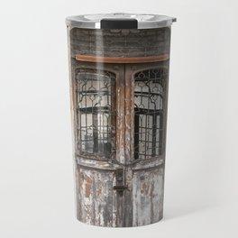 The Doors of Merida XXXVI Travel Mug