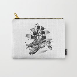 SAILING THROUGH THE UNIVERSE Carry-All Pouch