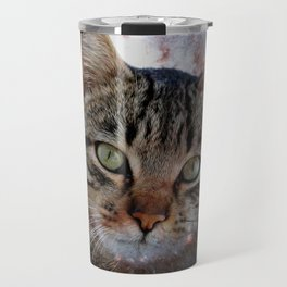 Cats in Space Travel Mug