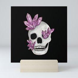 Crystal Skull Mini Art Print