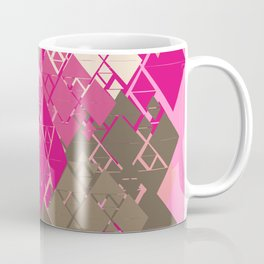 Neopolitan Diamonds Coffee Mug
