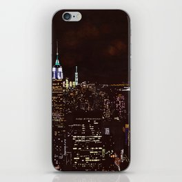 New York Perspective iPhone Skin