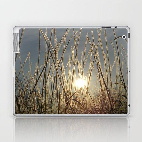 field of glitter Laptop & iPad Skin