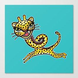 Jaguarffe, giaguarffa, jaguarfa Canvas Print
