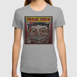 Freak Show- Funny Face T-shirt