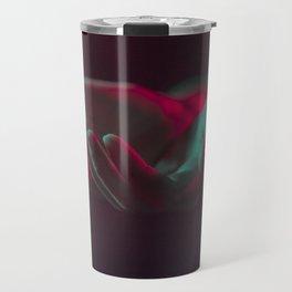 Neon Hands Travel Mug