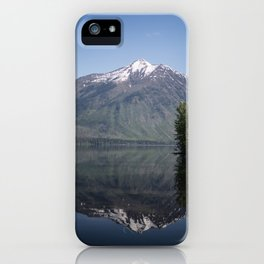 Reflect on Yourself iPhone Case