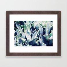 Cactus Garden #society6 #deco3 buyart Framed Art Print