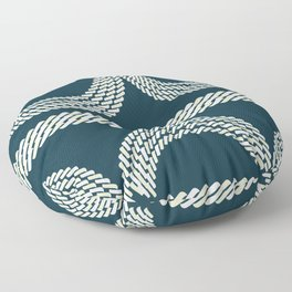 Sailor Ropes Floor Pillow