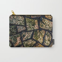 Colorful stainglass pattern Carry-All Pouch