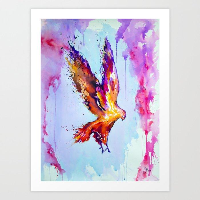 Hyperion Art Print