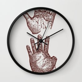 Never forget 8964 Wall Clock