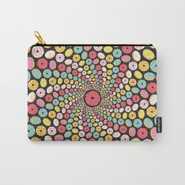 Donut Swirl Carry-All Pouch