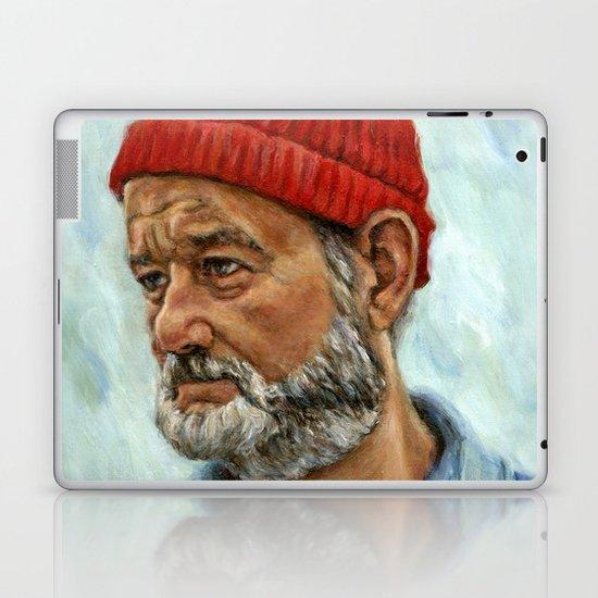 Bill Murray / Steve Zissou Laptop & iPad Skin