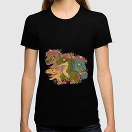 Raptor Babes T-shirt